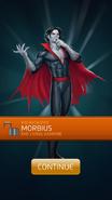 Morbius (The Living Vampire) Recruit