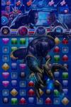 Black Panther (T'Challa) Defense Grid