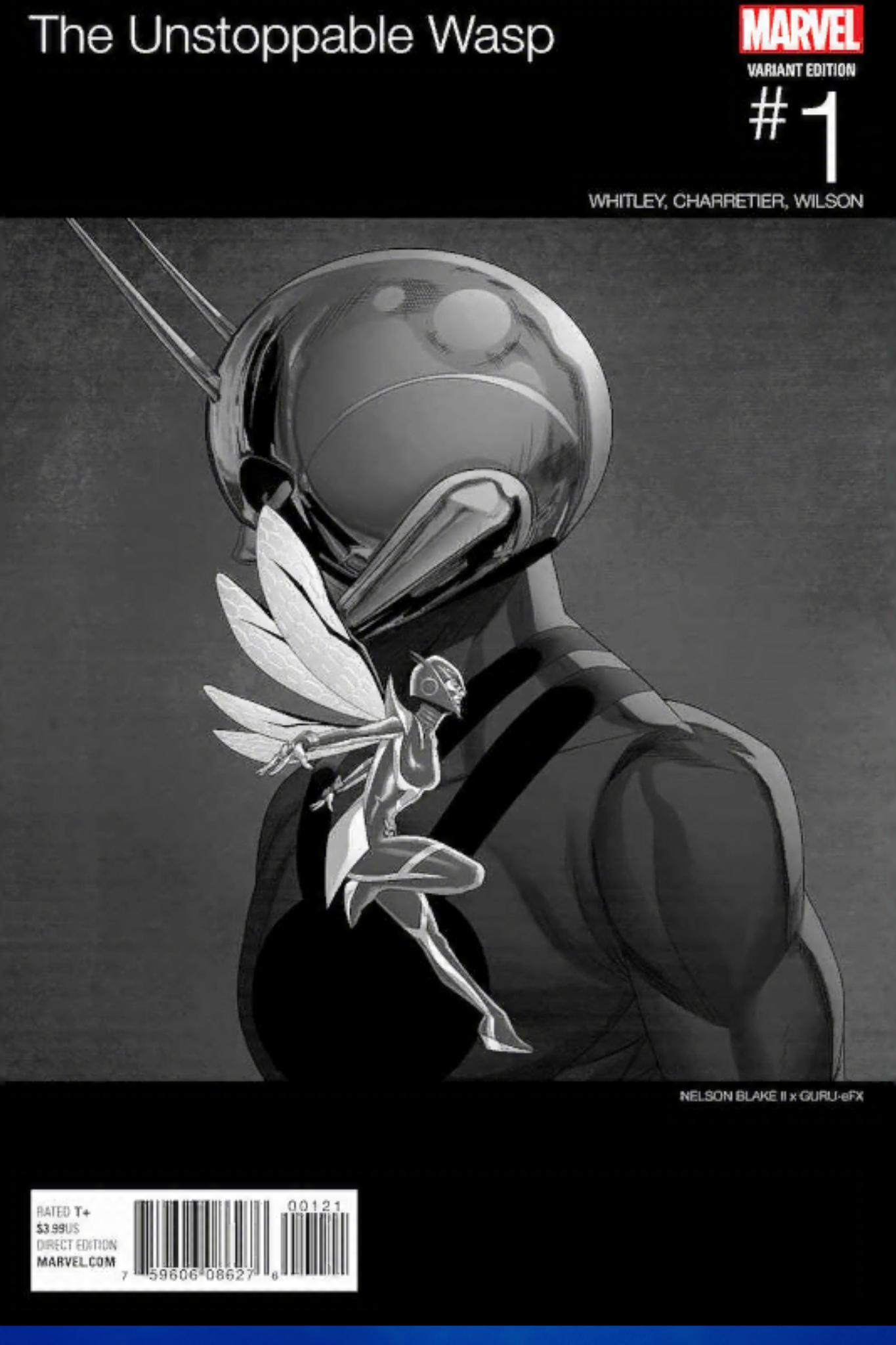 Wasp (Hope Van Dyne)