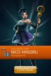 Nico Minoru (Runaways) Recruit