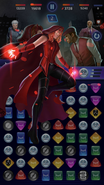 Scarlet Witch (WandaVision) Debilitating Hex