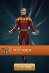 Human Torch (Jim Hammond) Recruit