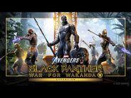 Marvel's Avengers- WAR TABLE for WAKANDA