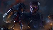 Kree Sentry VS MS Marvel
