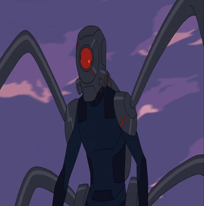Steel Spider