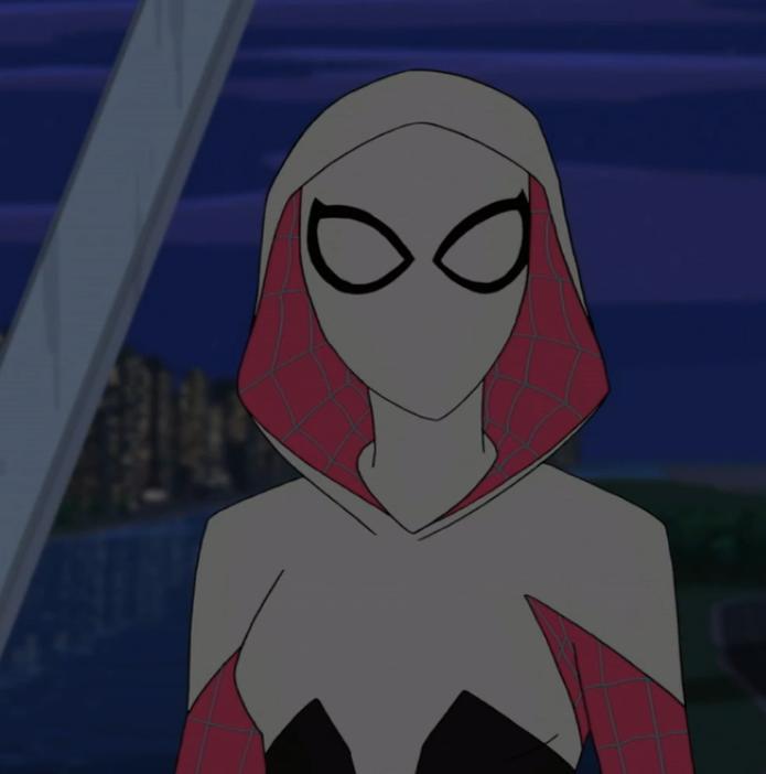 Ghost-Spider