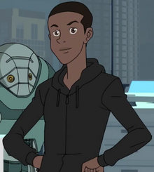 Miles Morales (Earth-TRN633) from Marvel's Spider-Man Season 1 1 001.png