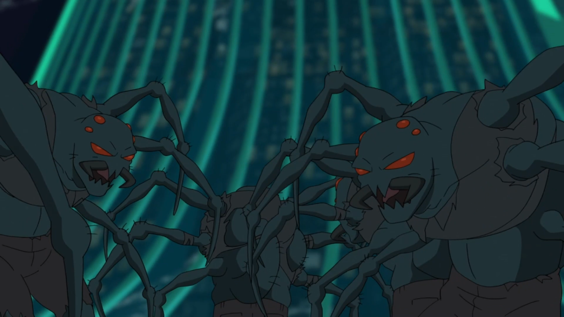 Spider-Monsters