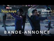 Hawkeye - Première bande-annonce (VF) - Disney+