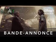 Loki - Bande-annonce officielle (VOST) - Disney+
