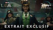 Loki - Extrait exclusif (VOST) Disney
