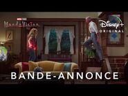 WandaVision - Bande-annonce de mi-saison (VF) - Disney+