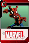 Spiderham - Heroes and Heralds card