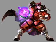 Marvel vs Capcom 2 M Bison by UdonCrew