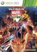 UMvC3 Xbox cover NA