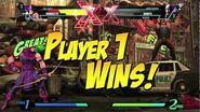 Hawkeye - Character Vignette - ULTIMATE MARVEL VS CAPCOM 3