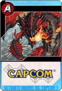 Rathalos - Heroes and Heralds card