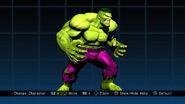 Hulk UMvC3 alt costume 1