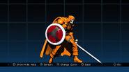 Taskmaster UMvC3 alt costume 2