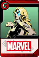 Dazzler - Heroes and Heralds card