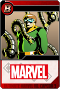 Doctor Octopus - Heroes and Heralds card