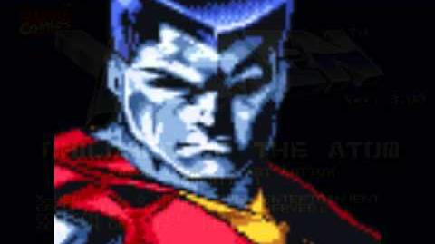 X-Men COTA OST Mutant Hunting (Theme of Colossus)