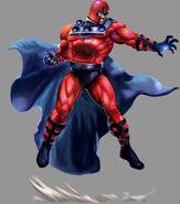 Marvel vs Capcom 2 Magneto by UdonCrew