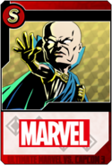 Uatu - Heroes and Heralds card