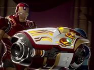 Infinity Buster from Marvel vs Capcom Infinite