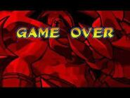 MvC Game Over