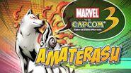 Comic-Con Amaterasu Gameplay - MARVEL VS