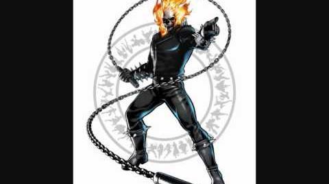 Ultimate Marvel Vs Capcom 3 - Ghost Rider's Theme