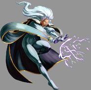 Marvel vs Capcom 2 Storm by UdonCrew