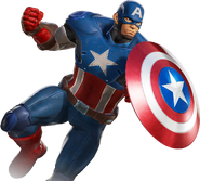 Captain America ChaSelect 1P 0