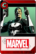 Punisher - Heroes and Heralds card