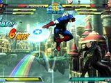 Captain America/Gameplay