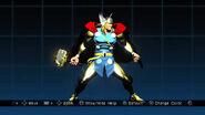 Thor UMvC3 alt costume 1