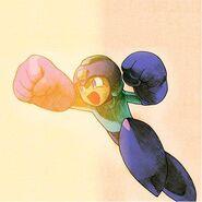 Mega Man MvC2 Hyper Combo