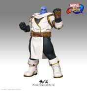 MVCI Thanos Annihilation Costume
