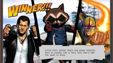 Rocket Raccoon/Quotes