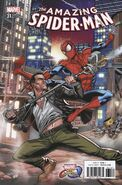 MvCI Amazing Spider-Man no.31 variant