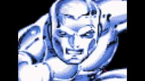 X-Men COTA OST Ice On The Beach (Theme of Iceman)