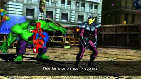 Spider-Man/Quotes