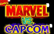 Marvel vs capcom first logo