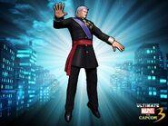 Magneto UMvC3 DLC costume