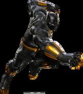 Black Panther MvCI render