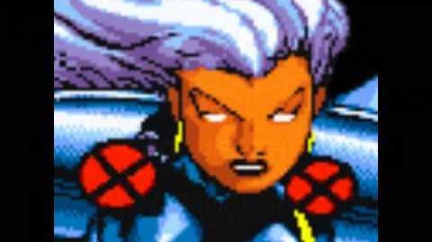 X-Men COTA OST On The Blackbird (Theme of Storm)