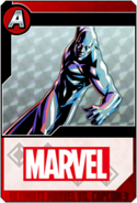 Silver Surfer - Heroes and Heralds card