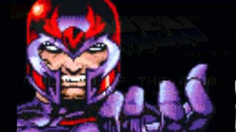 X-Men COTA OST Avalon (Theme of Magneto)