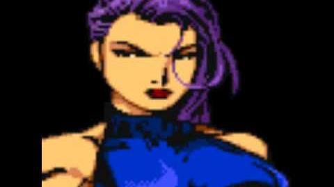 X-Men COTA OST Moon Night (Theme of Psylocke)